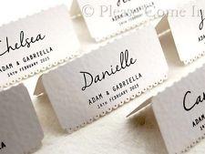 Place Cards Perth Wedding Decor
