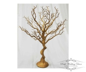 75cm gold manzanita tree. $20.00 each
