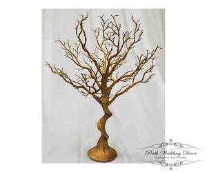 75cm gold manzanita tree. $20.00 each