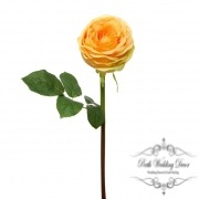 Amour Rose Open Yellow (45cm. ST)