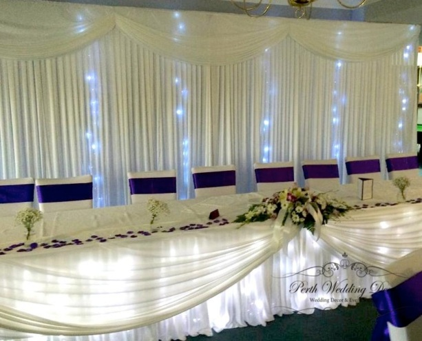 Backdrop with fairy lights.1-3m $180, 3-6m $220, 6-12m $260