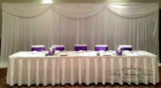 Backdrop with swagging only. 1-3 $180, 3-6m $220, 6-12m $260
