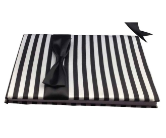 Black & white stripe. $15.00 each
