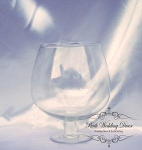 brandy vase