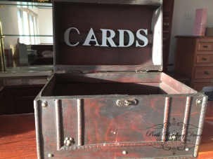 Cards chest. $20.00