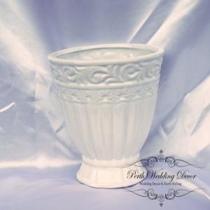 cermaic feature urn