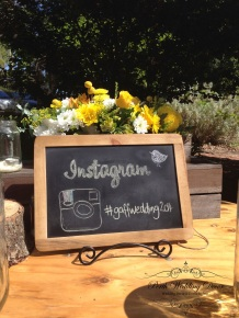 Instagram hastag blackboard. $1.00 ecah