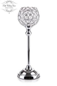 Large acrylic beaded goblet. $15.00 each
