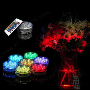 LED light up bases. Most colours available. $3.50 each