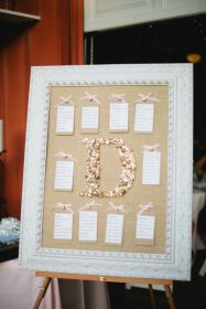 Letter feature seating chart. $25.00