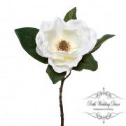 Mary Magnolia in Full Bloom Cream (72cmH)