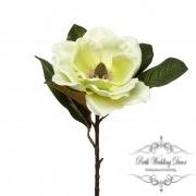 Mary Magnolia in Full Bloom Green (72cmH)