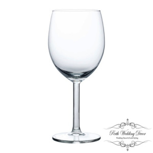 Red wine glasses. $0.50 each