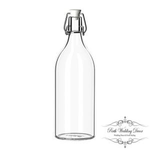 Sealable water jug. $1.00 each
