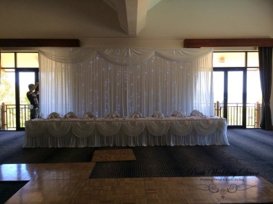 Skirting and multiple draping. $18.00 each-1