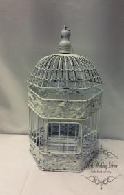Small metal birdcage. $5.50 each