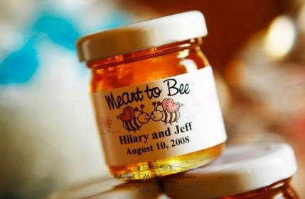Small pots of Australian made honey. $2.50 each
