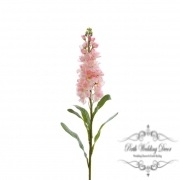 Stock Flower stem Light Pink (80cmH)
