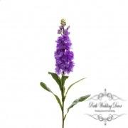 Stock Flower stem Purple (80cmH)