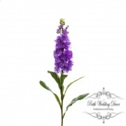 Stock Flower stem Purple (80cmH)