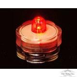 Submergable LED light, Red. $0.50 each