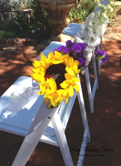 Sunflower arrangment. $4.50 each