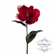 Victoria Magnolia Open Red (90cmH)