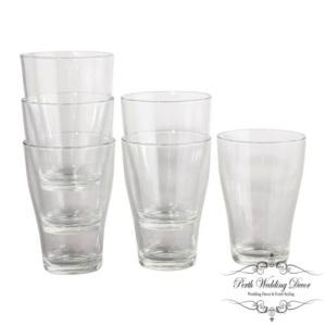 Water tumblers. $0.50 each