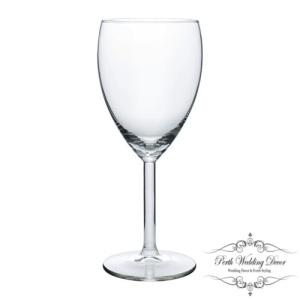 White wine glasses. $0.50 each