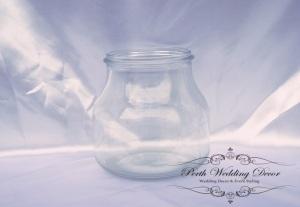 wide bottom vase