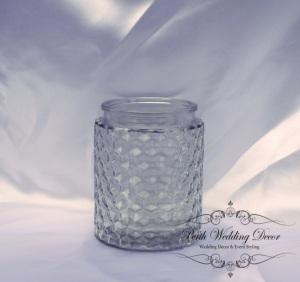 wide effect vase