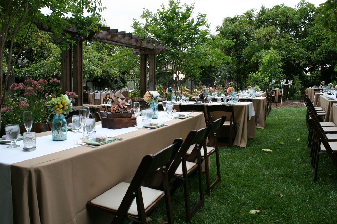 backyard u2013 perth wedding decor