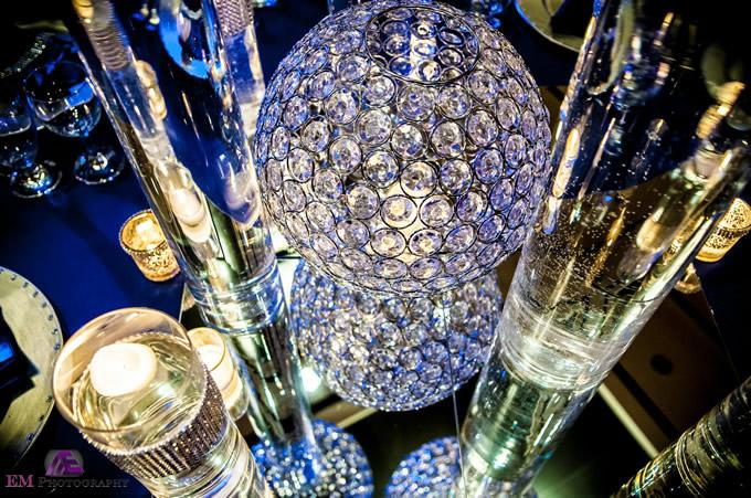 Karma Design Studio - Blue Crystal Glow - 01