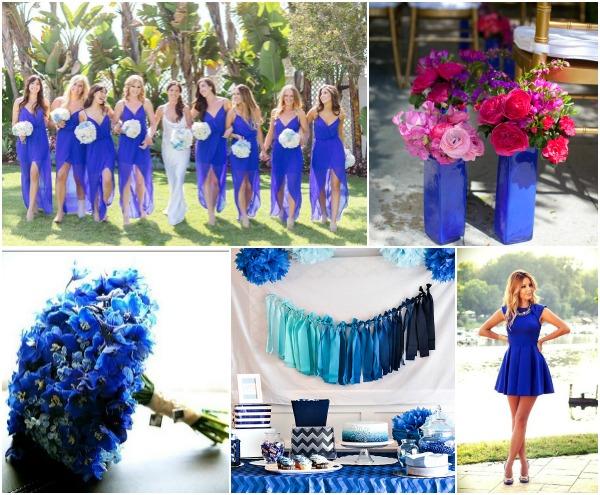Blue – Perth Wedding Decor