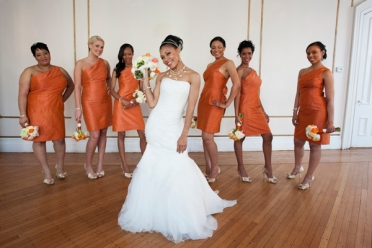 3/30/13 - Carla + Jamaal's wedding at Manhattan Penthouse