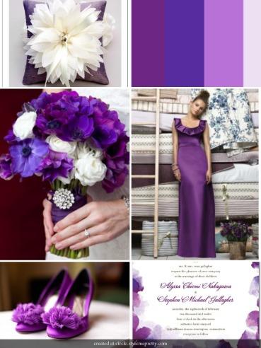 purple 45