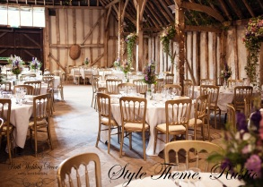 Interior Design for a Wedding Reception Area