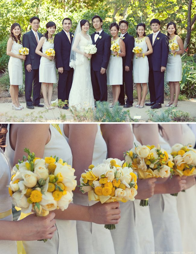 Yellow perth wedding decor yellow 32 junglespirit Images
